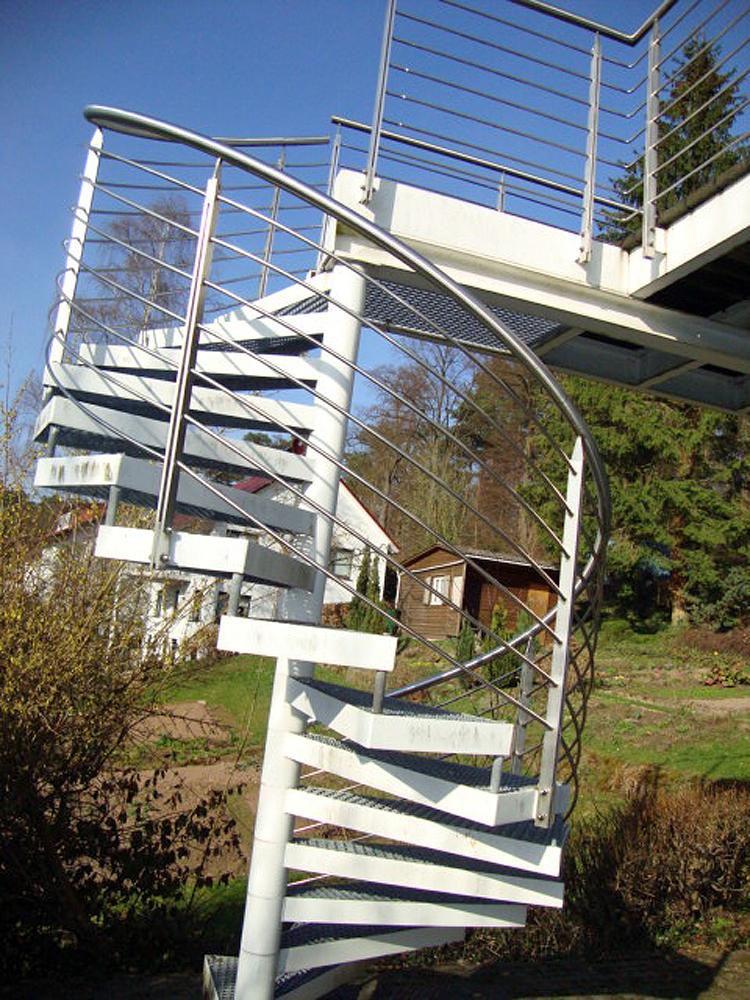 Schlosserei Groß - Treppenkonstruktionen